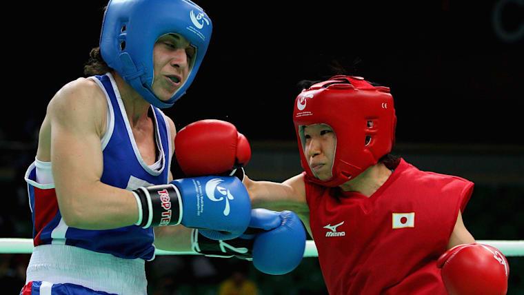 2019年のボクシング女子世界選手権の代表が決定(写真は2012年のロンドン五輪)