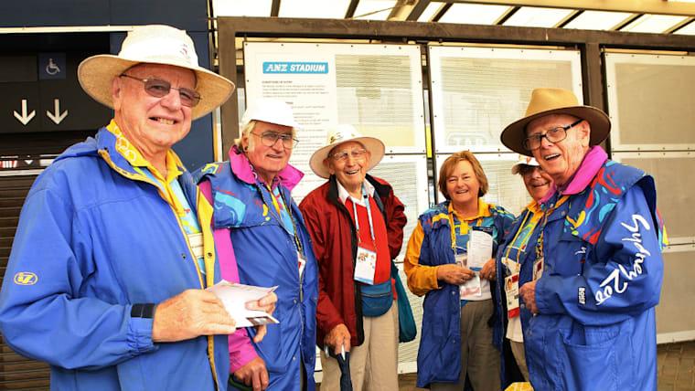 2000年のシドニー五輪からは、開催国外からのボランティアの募集も行われている