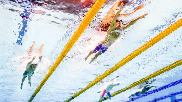 東京五輪前哨戦の様相を呈す『世界水泳2019』には指折りの海外強豪スイマーたちが参戦する
