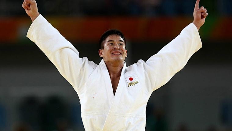 リオ五輪 柔道男子90kg級 金メダリストのベイカー茉秋