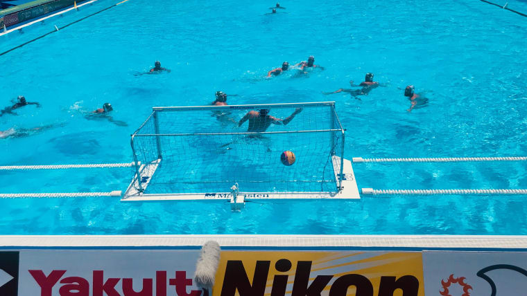 USA score a goal in a dominant display over South Africa