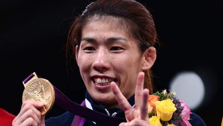 2012年ロンドン五輪で3連覇を成し遂げる