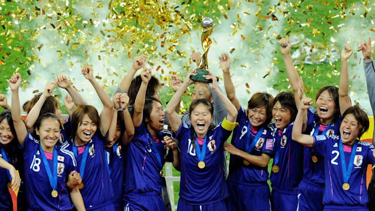 W杯で5大会中2回の優勝を誇るアメリカを下し、なでしこジャパンは世界の頂点に立った