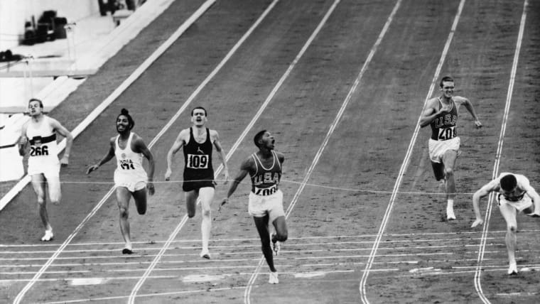 Milkha Singh missed the bronze in the 400m at the 1960 Rome Olympics.