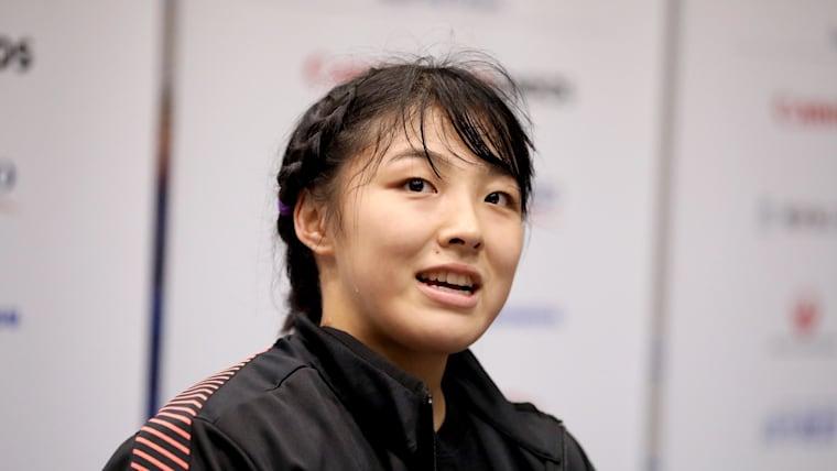 「オリンピックは特別な舞台になる」と田南部選手