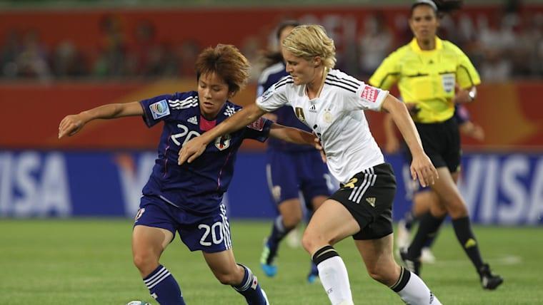 2011年女子W杯では優勝を勝ち取った。