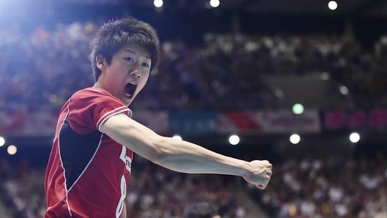 2014年、中央大学在籍時に日本代表に。以降、中心選手として活躍を続ける