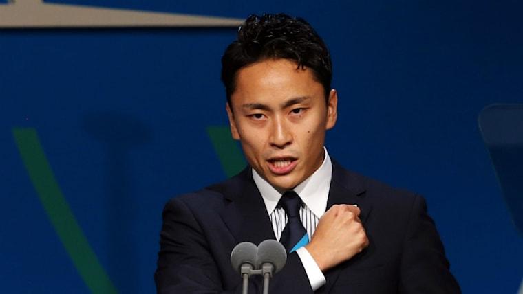 2017年8月、31歳の若さで日本フェンシング協会会長に就任した