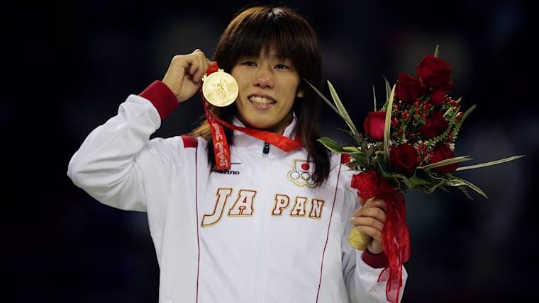 2008年、北京五輪で連覇を達成