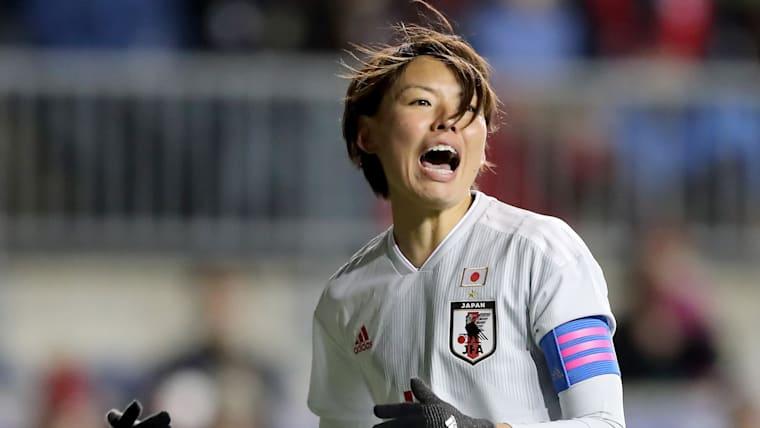 なでしこジャパンのキャプテンを務める熊谷紗希