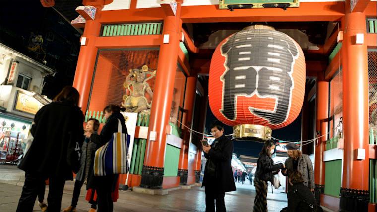 2020年東京五輪のマラソンコースは、浅草雷門前など東京の名所をめぐるコースとなっている