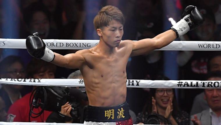アマ王者・堤駿斗とスパーリングで拳を交わした井上尚弥は、「アドバイスする必要がない」とその才能を絶賛した
