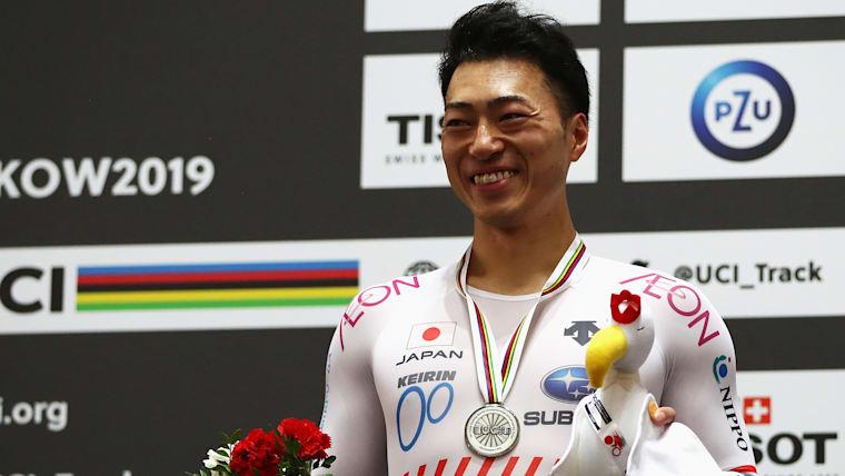 競輪界のトップとして国際大会にも力を入れ、2019年2月の世界選手権でケイリン銀メダルを獲得