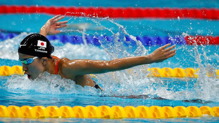 2017年の日本選手権では、4分30秒82という日本記録で優勝を飾った