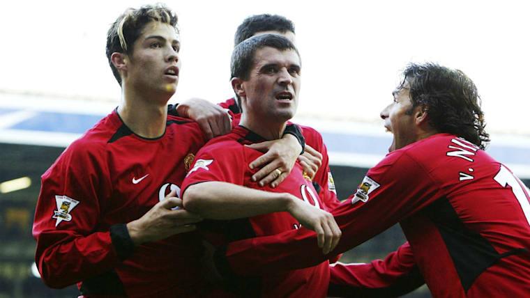 相手チームの選手が獲得を希望するほどのプレーを見せて2003年にマンチェスター・Uに加入。2009年に退団するまで3度のプレミアリーグ制覇に貢献した