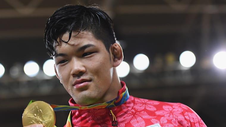 リオ五輪では男子73キロ級で金メダルを獲得した