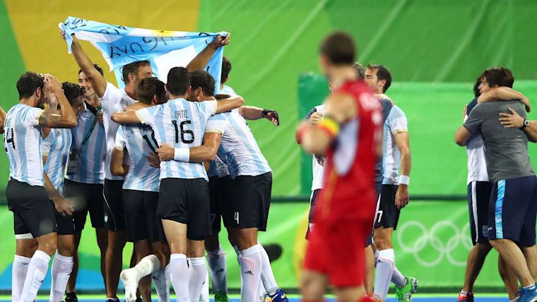 リオ五輪では、アルゼンチンがオランダを撃破したベルギーを下して金メダル。ここ数年で欧州勢の勢力図にも変化がある