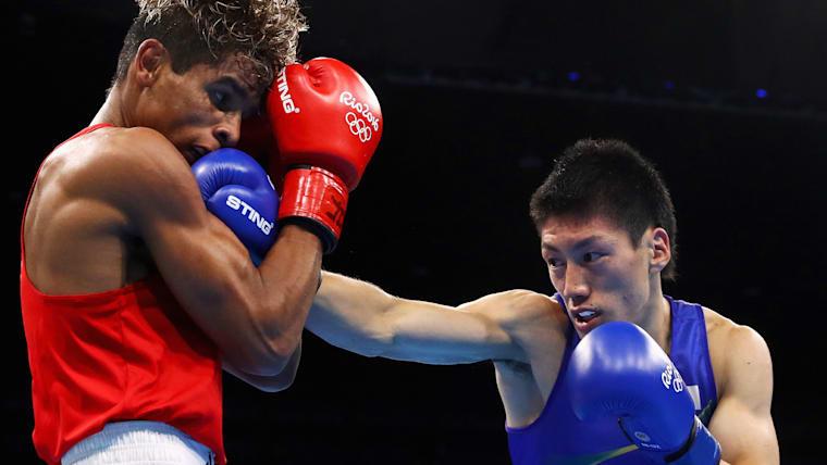 東京五輪ボクシングで期待されるファイターたち。成松大介はそのひとり
