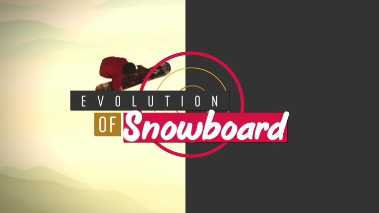 Anatomy of a Snowboarder: Hidden strengths of slopestyle
