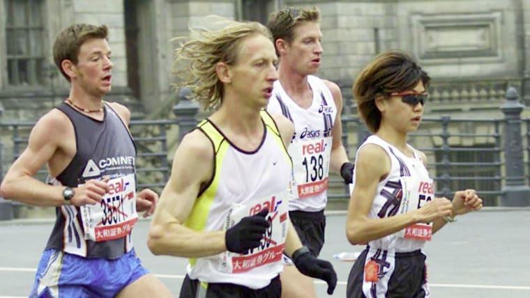ベルリンマラソンは2001年から2連覇。2001年には当時の世界記録をたたき出している
