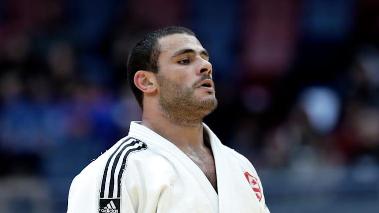 The 2017 European champion and 2018 World champion Guram Tushishvili from Georgia