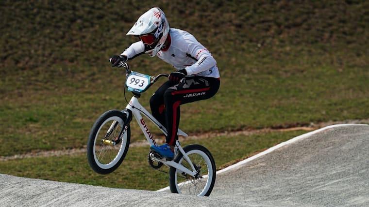 東京五輪に最も近い長迫吉拓は、世界選手権で26位に終わった(写真は2018年アジア大会)