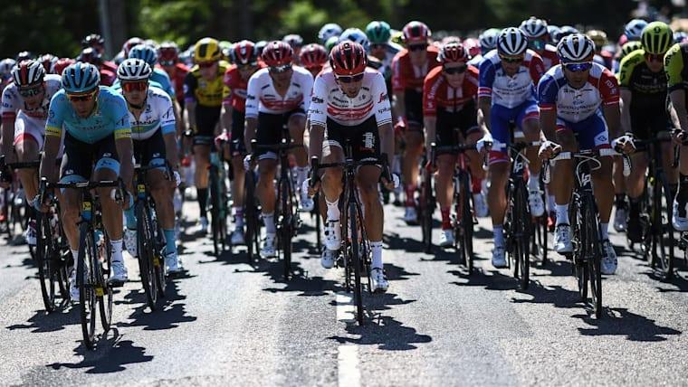 ツール・ド・フランス第5ステージの放送予定