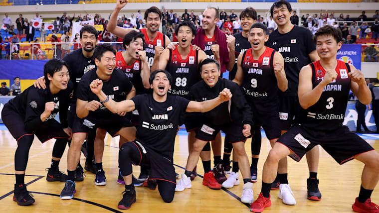 自力でのW杯出場を決めたことで、五輪開催国枠も手に入れたバスケ日本代表。確実に追い風が吹いている
