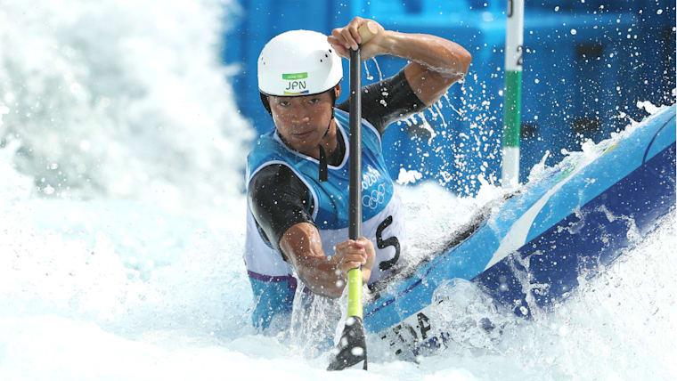 「ハネタク」の愛称を持つ羽根田卓也はリオ五輪で銅メダルを獲得。2018年にはアジア競技大会の男子スラロームのカナディアンシングルで優勝を果たしている