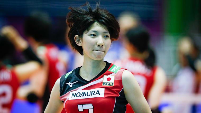 石井優希は2018年の世界選手権で「火の鳥NIPPON」に復帰した。