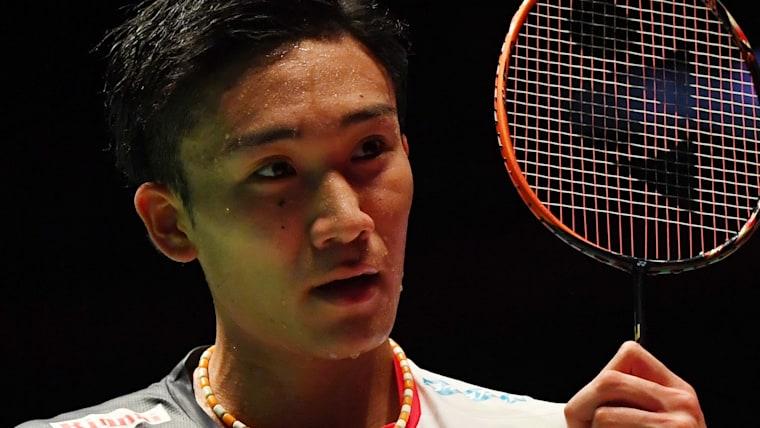 先日の世界選手権で連覇を果たした日本バドミントン界のエース・桃田賢斗