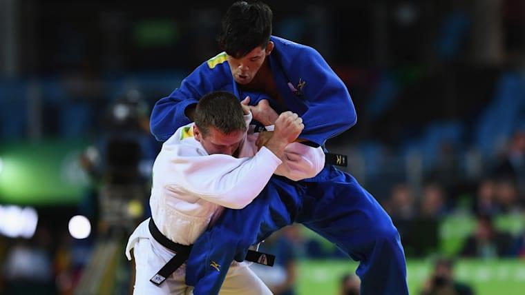 リオ五輪 柔道男子73kg級で金メダルを獲得した大野将平選手