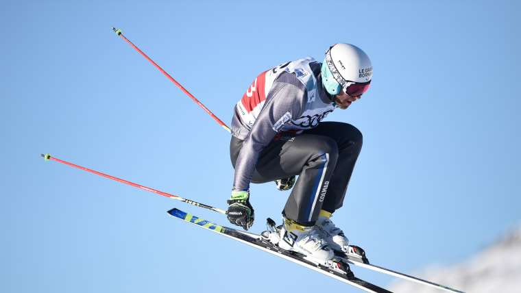 Ski cross World Cup leader Bastien Midol