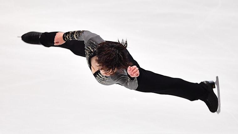 Flying Form: Shoma Uno tops the short program at the Japan Figure Skating Championships