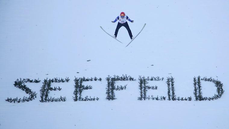 Nordic Combined in Seefeld