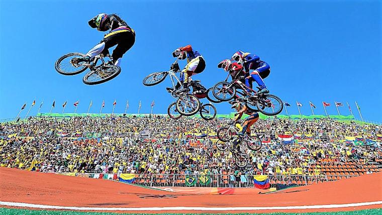 第2戦は、フランスのマノン・ヴァレンティーノが優勝した(写真はリオ五輪)