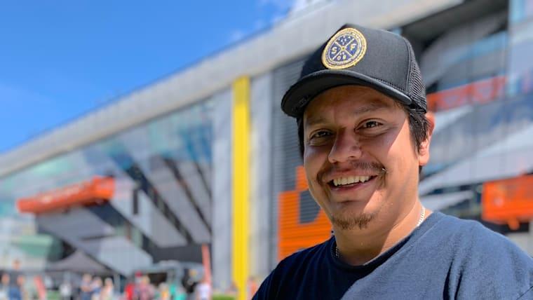 Oscar Loreto Jr hopes to bring skateboarding to the Paralympics