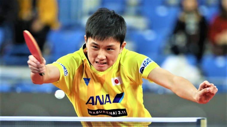 この日行われた男子および女子シングルスの準々決勝では、張本智和、石川佳純、伊藤美誠がそれぞれ敗れた(写真は、2018年ワールドツアー・グランドファイナル仁川大会)