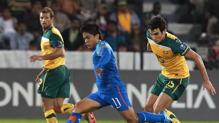 Tracing Indian football team's track record over the last decade