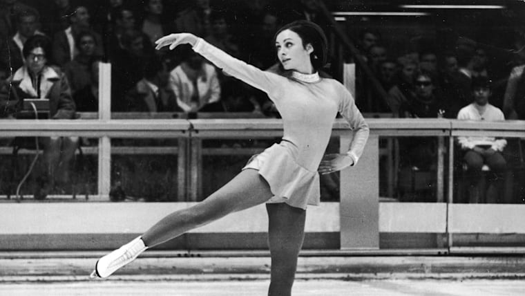 Olympic champ Peggy Fleming calls for more artistry in figure skating