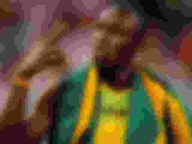 Usain Bolt Breaks 100m World Record in Beijing 2008
