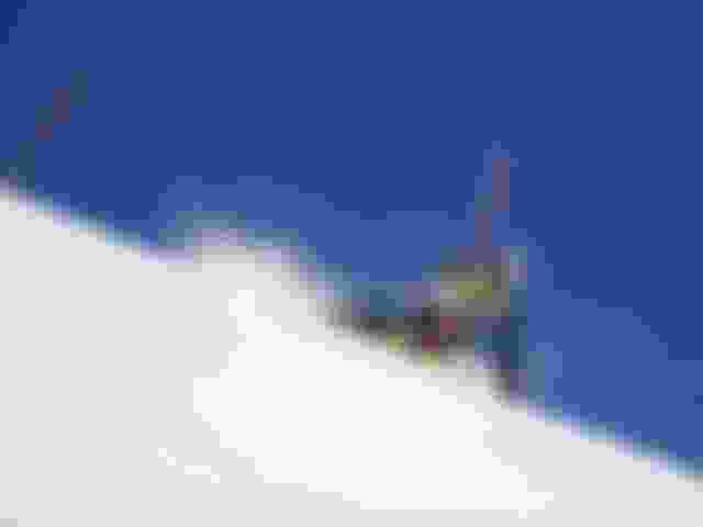Слалом-гигант, ж/слалом, м - Заезд 1 | Финал Кубка мира FIS - Сольдеу