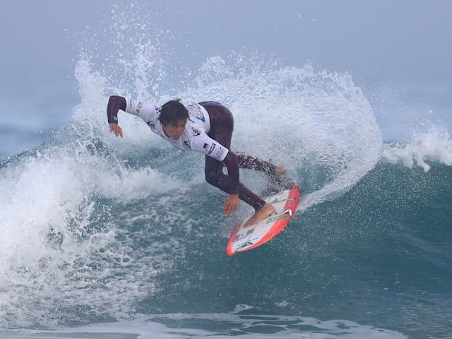 ISA 월드 서핑 게임즈 - 다하라