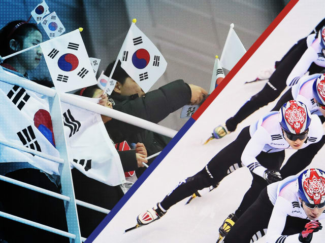 Short Track - A South Korean Passion