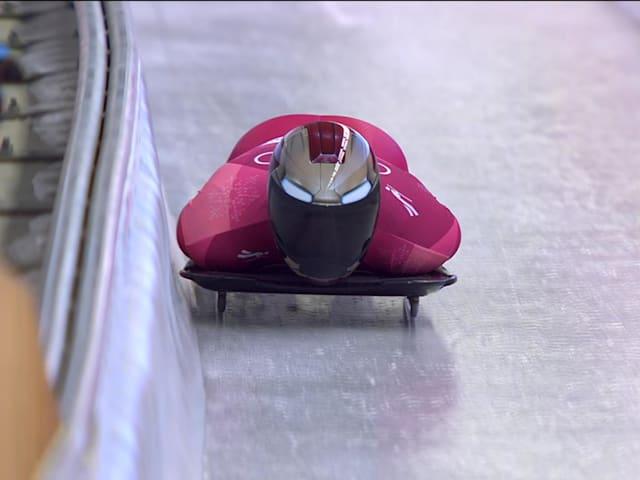 Heat 1 - Men's Skeleton | PyeongChang 2018 Replays