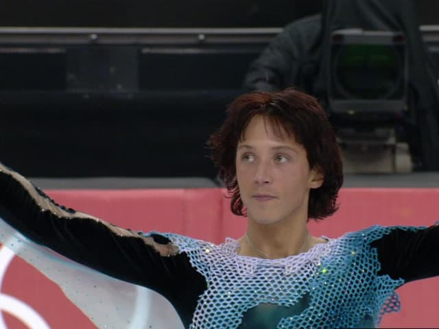 ジョニー・ウィアーがトロント2006で「オトナイ」に舞う