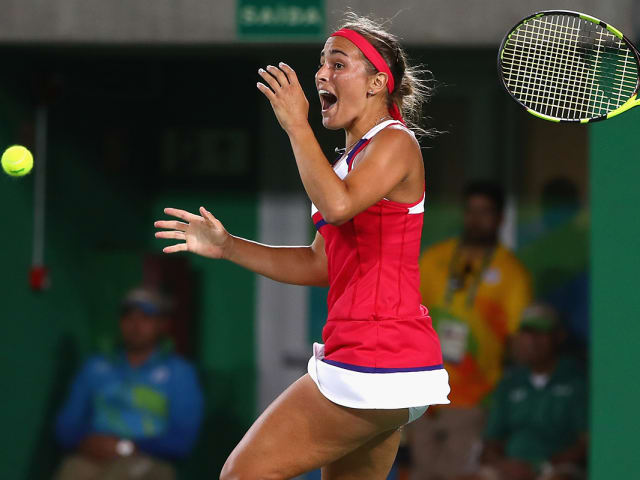 Monica Puig relives her favourite Olympic Moment