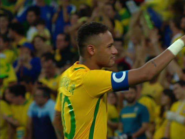 サッカー男子決勝   リオ2016リプレイ
