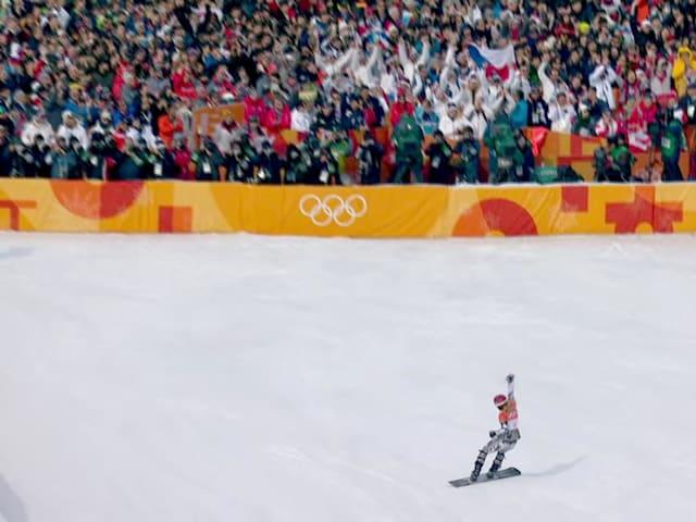 Le 5 migliori prestazioni femminili a Pyeongchang