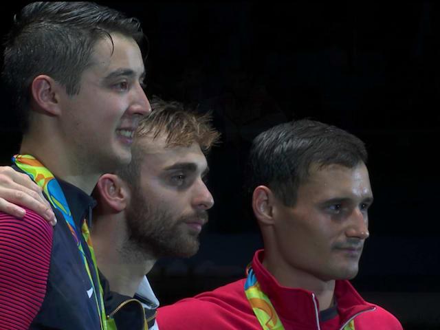 Fencing: Men's Foil Individual   Rio 2016 Replays